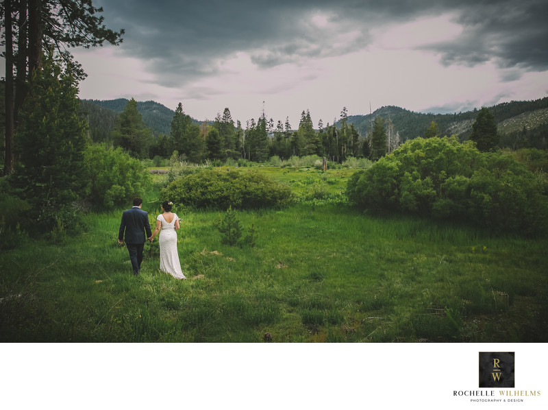 Top Wedding Photographer South Lake Tahoe