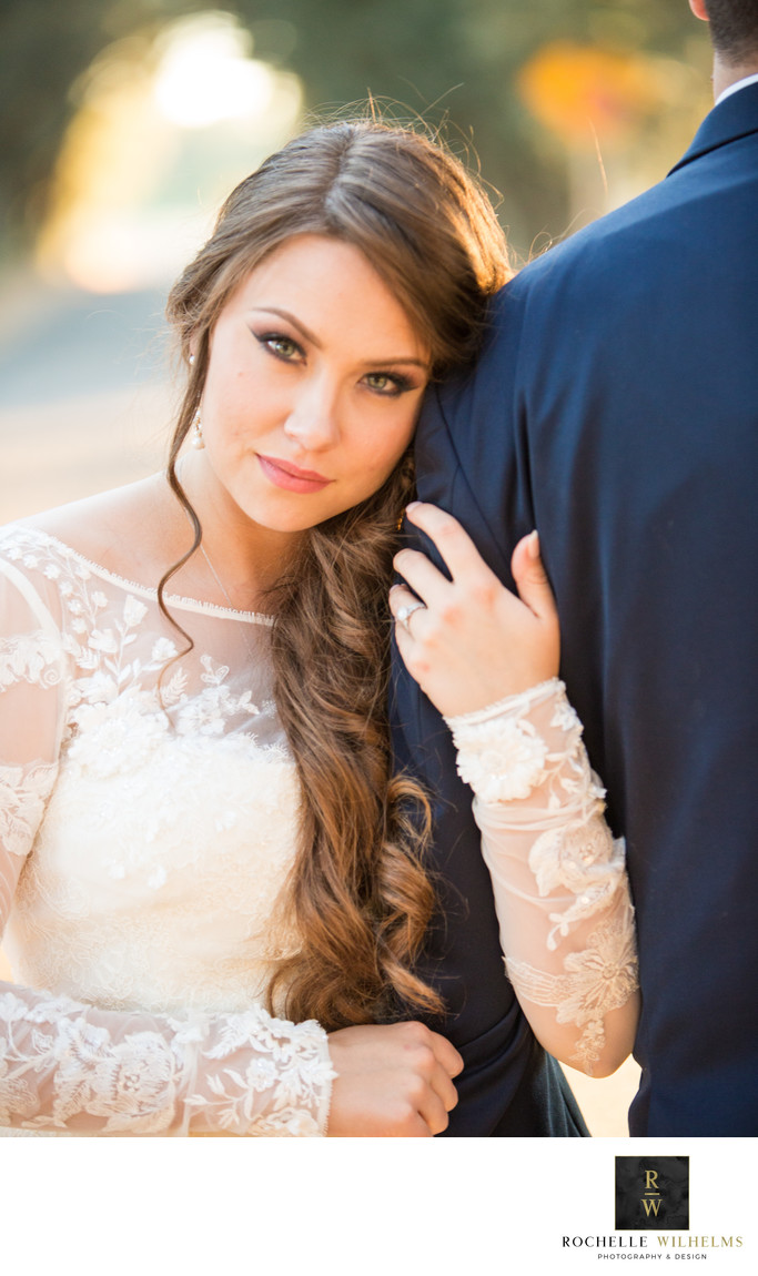 Best Wedding Photographer Winters Woodland