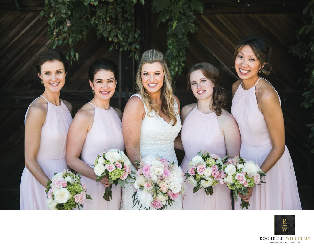 Private Napa Valley Winery Wedding