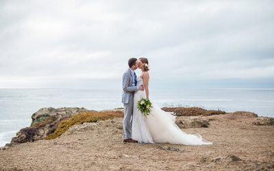 Best Seaside Wedding Photography Mendocino