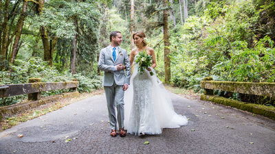 Mendocino Wedding Photography -Russian Gulch State Park
