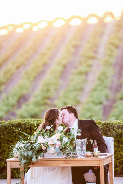Paso Robles Winery Wedding Photography