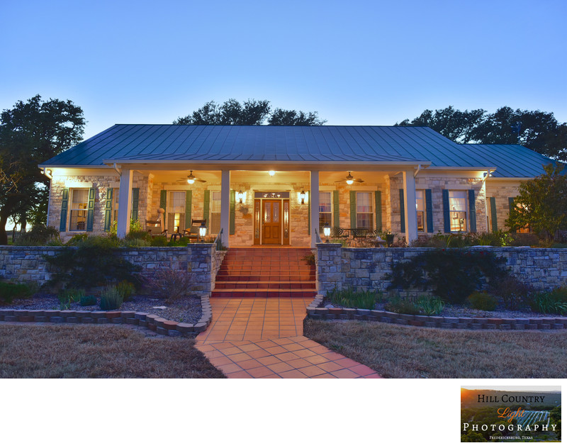 estate home for sale 1225 Durst Maurer Fredericksburg Texas