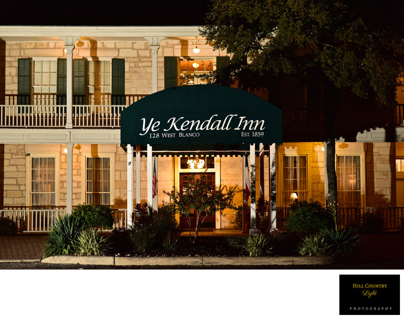 Texas Hill Country Photographer Boerne Kendall Inn 2