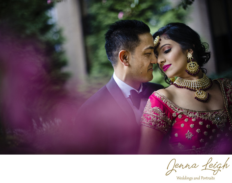 Beautiful Indian wedding at the Hilton Washington DC