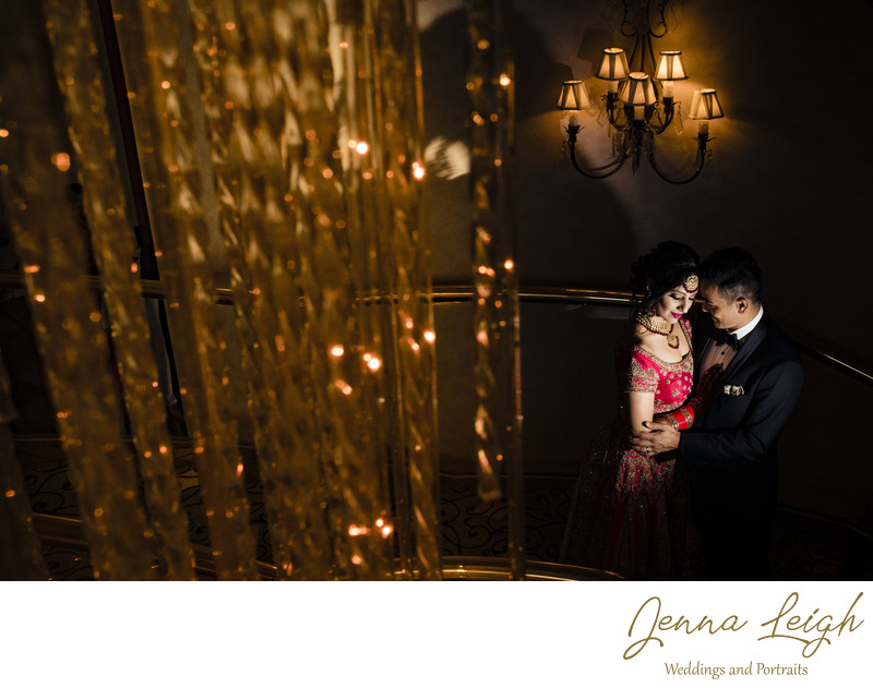 Elegant Indian wedding at the Hilton Washington DC