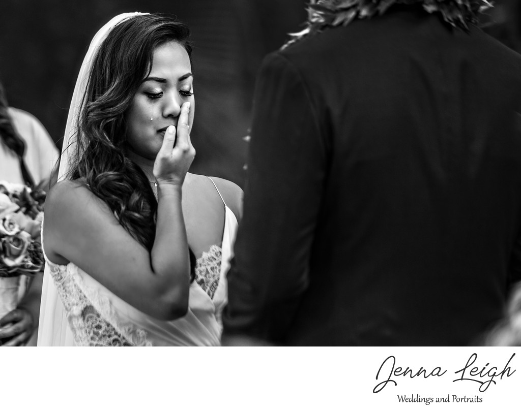 Hilton Hawaiian Wedding Photographer