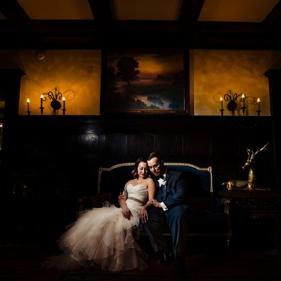 Gramercy Mansion Baltimore Wedding