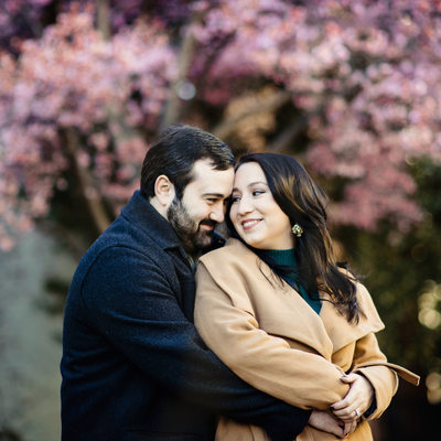 Georgetown University Engagement Photographer