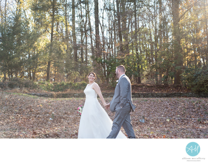 Newtown PA Wedding Photographer