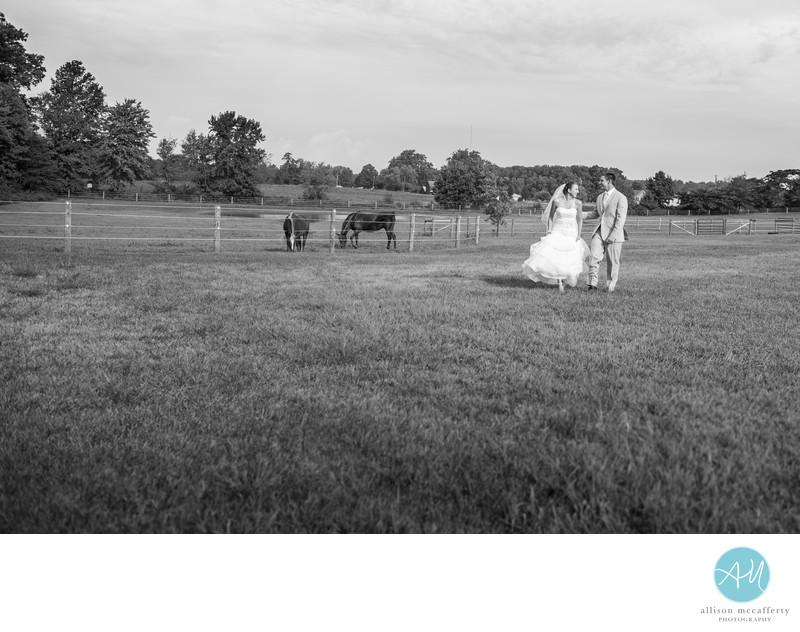 Wedding Photos at Deerfield Golf Club newark de
