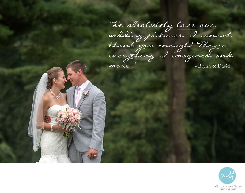 South Jersey Wedding Photographer Reviews