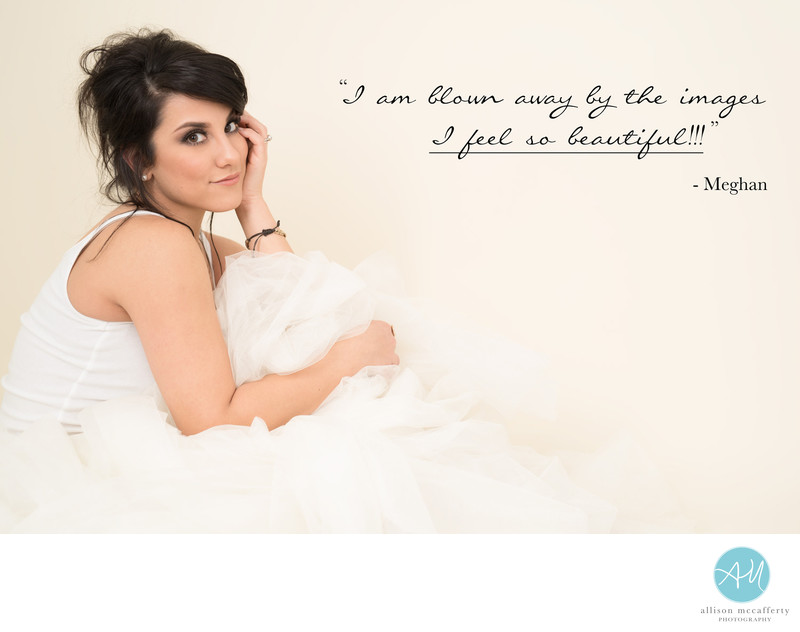 South Jersey Bridal Boudoir Photographer