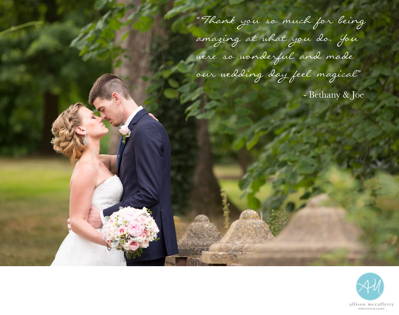 Doylestown PA Wedding Photographers