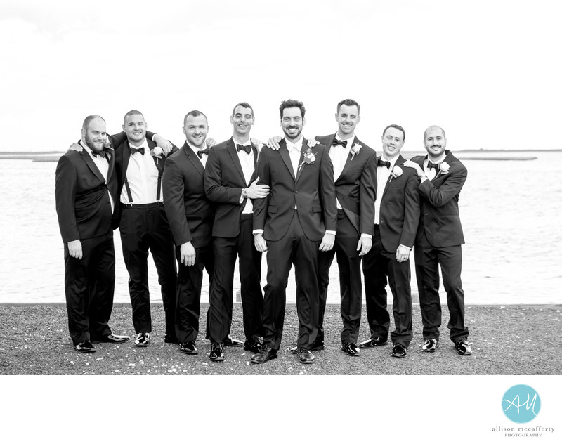 Mallard Island Yacht Club Wedding