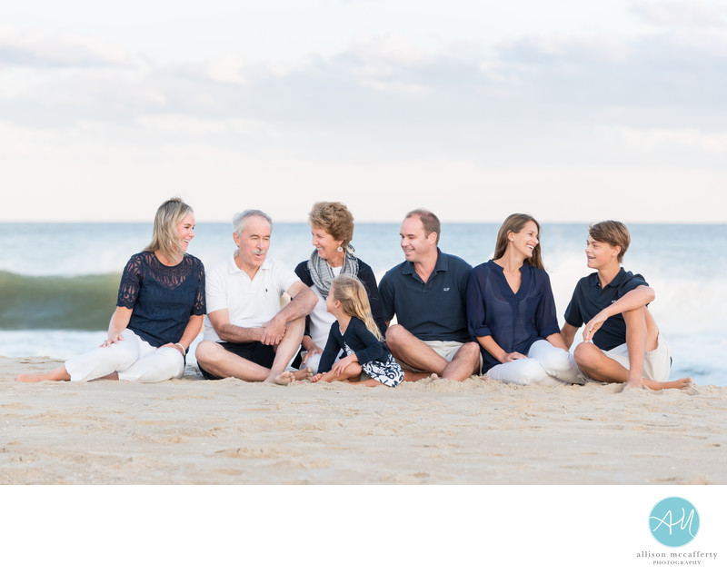 Beach Haven NJ Family Photographer