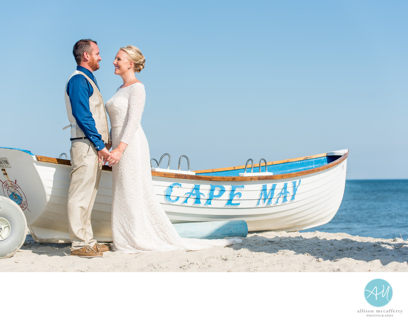Grand Hotel Cape May Wedding Photos
