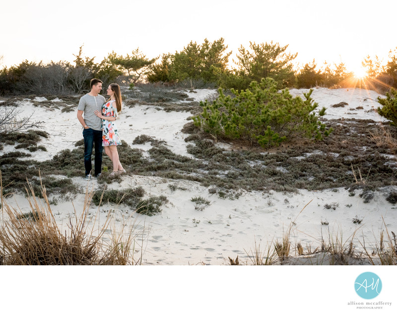 Jersey Shore Engagement Photographer