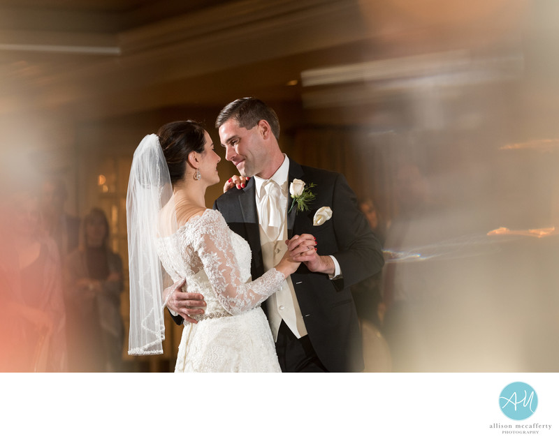 Olde Mill Inn Basking Ridge Wedding