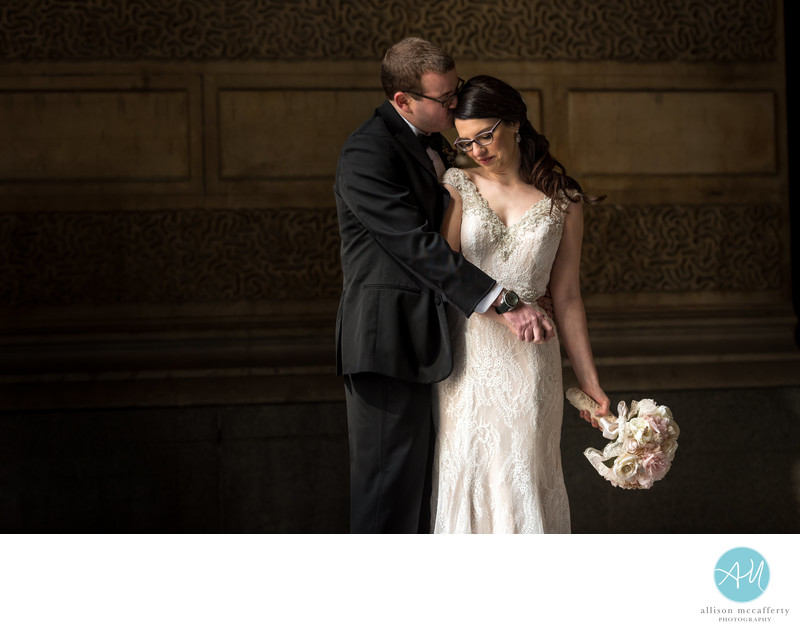 City Hall Philadelphia Wedding Photographer