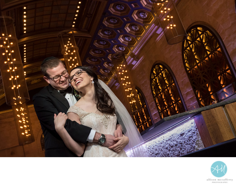 Union Trust Philadelphia Wedding Photo