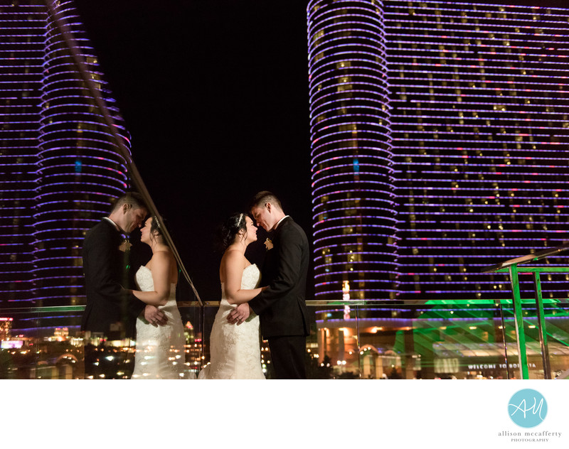Borgata Water Club Wedding Photos