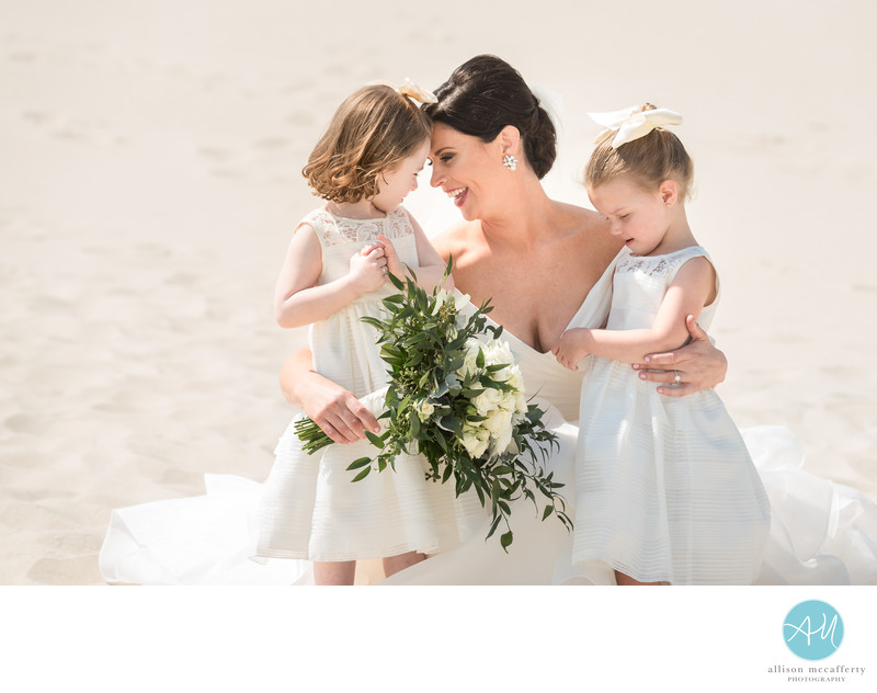 Cape May NJ Beach Wedding