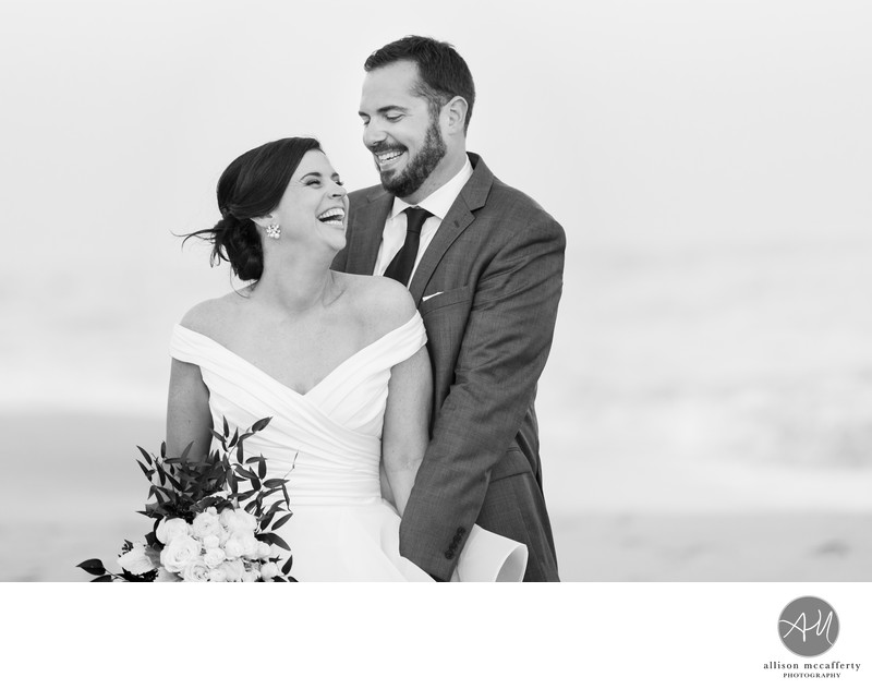 Cape May Beach Wedding