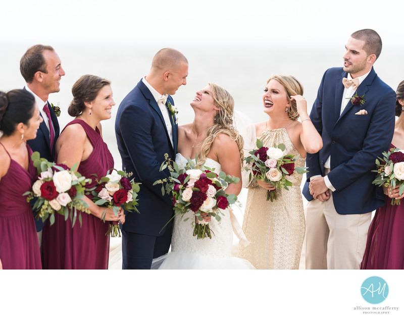 McLoone's Pier House Wedding Photos