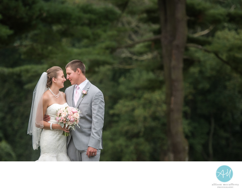 Wedding Photographer at Deerfield Golf Club