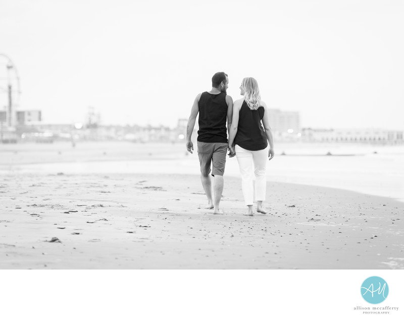 Best Engagement Photographers in Ocean City NJ
