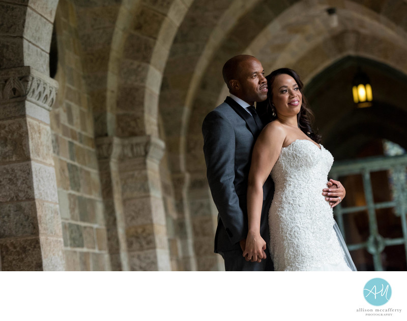 Bryn Athyn Cathedral Wedding Photo