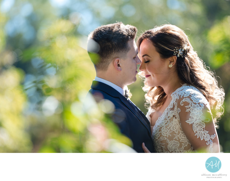 Knight Park Collingswood Wedding Photo