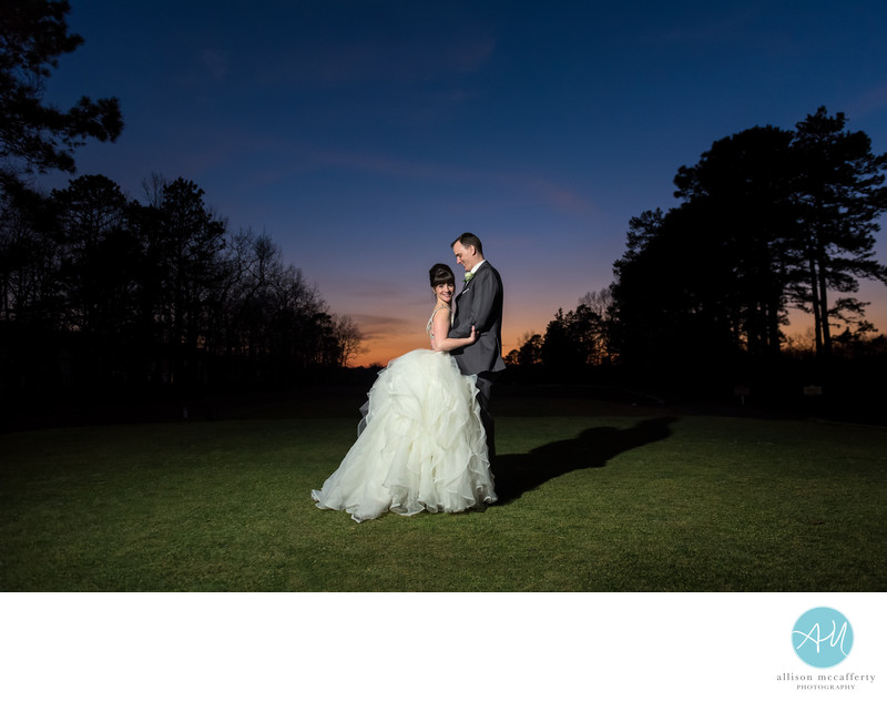 Blue Heron Pines Wedding Photographer