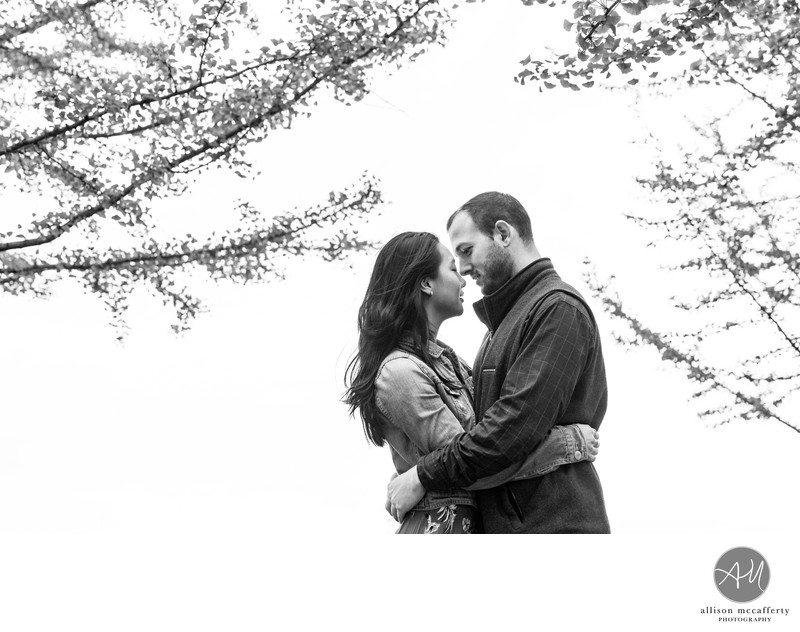 Hoboken NJ Engagement Photographer