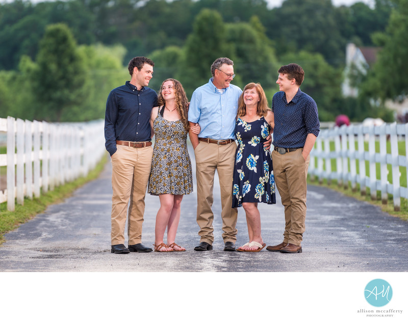 Shamong NJ Family Photographers