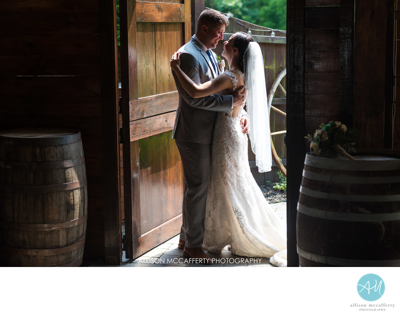 The Hamilton Manor Wedding