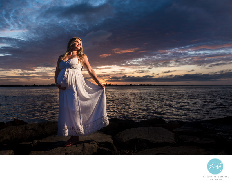 South Jersey Maternity Photos