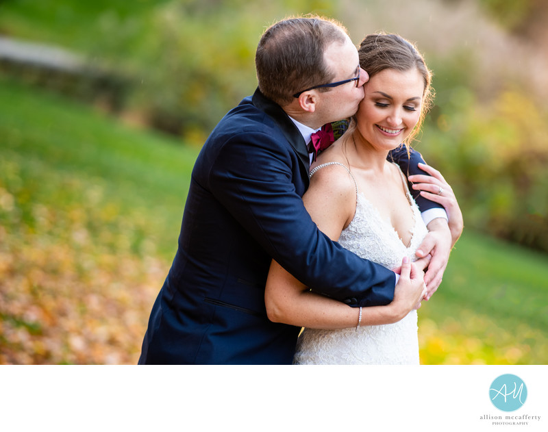 Fall Wedding at Woodcrest Country Club