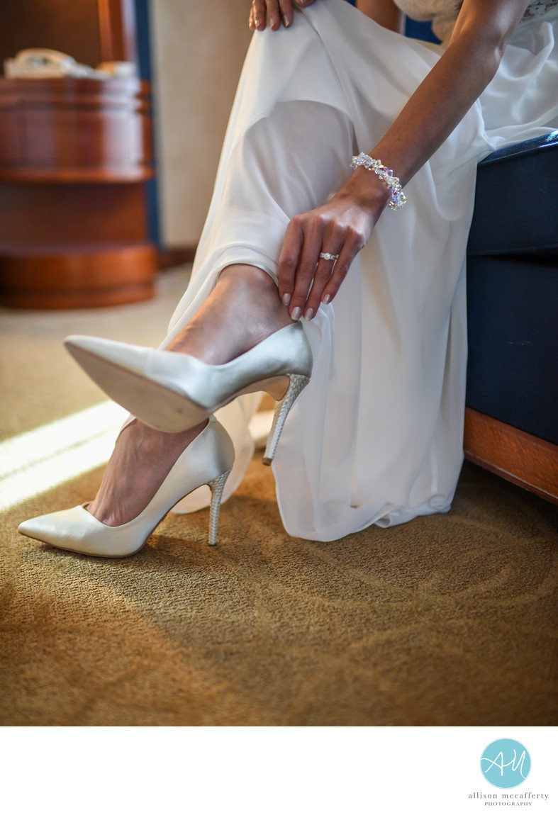 Harrahs Atlantic City Wedding Photographer