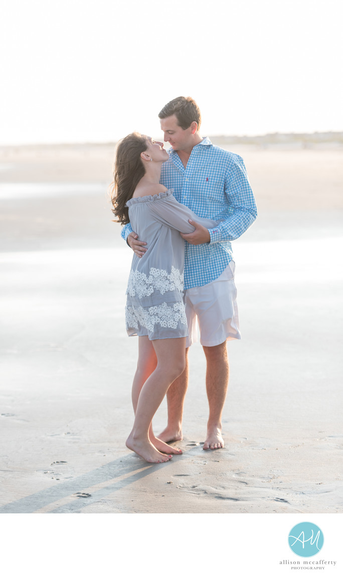 Ocean City NJ Engagement Photos