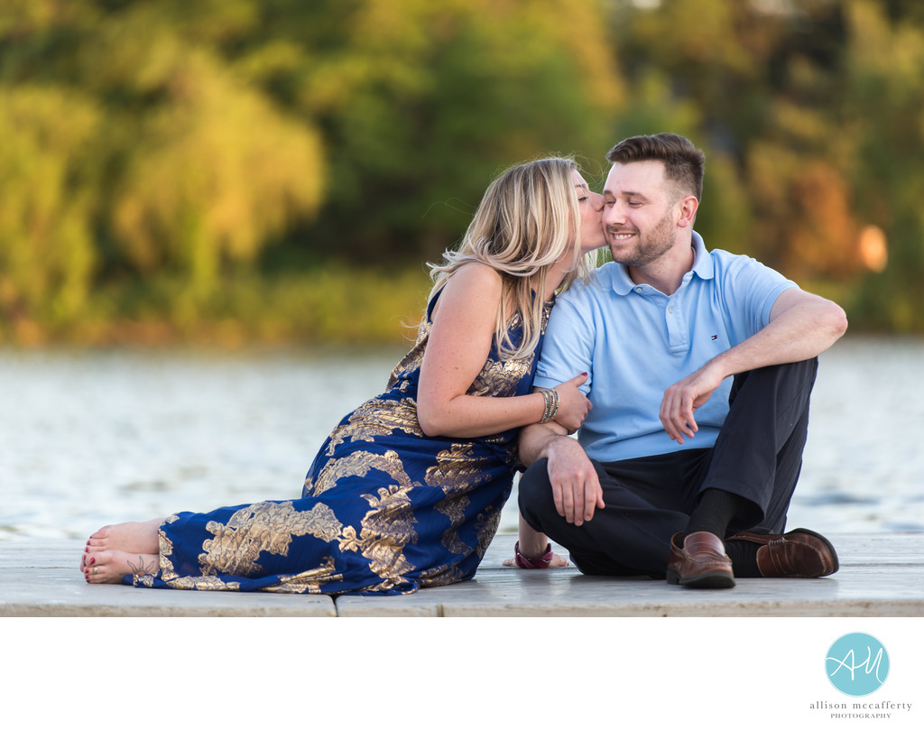 Collingswood NJ Engagement Photos