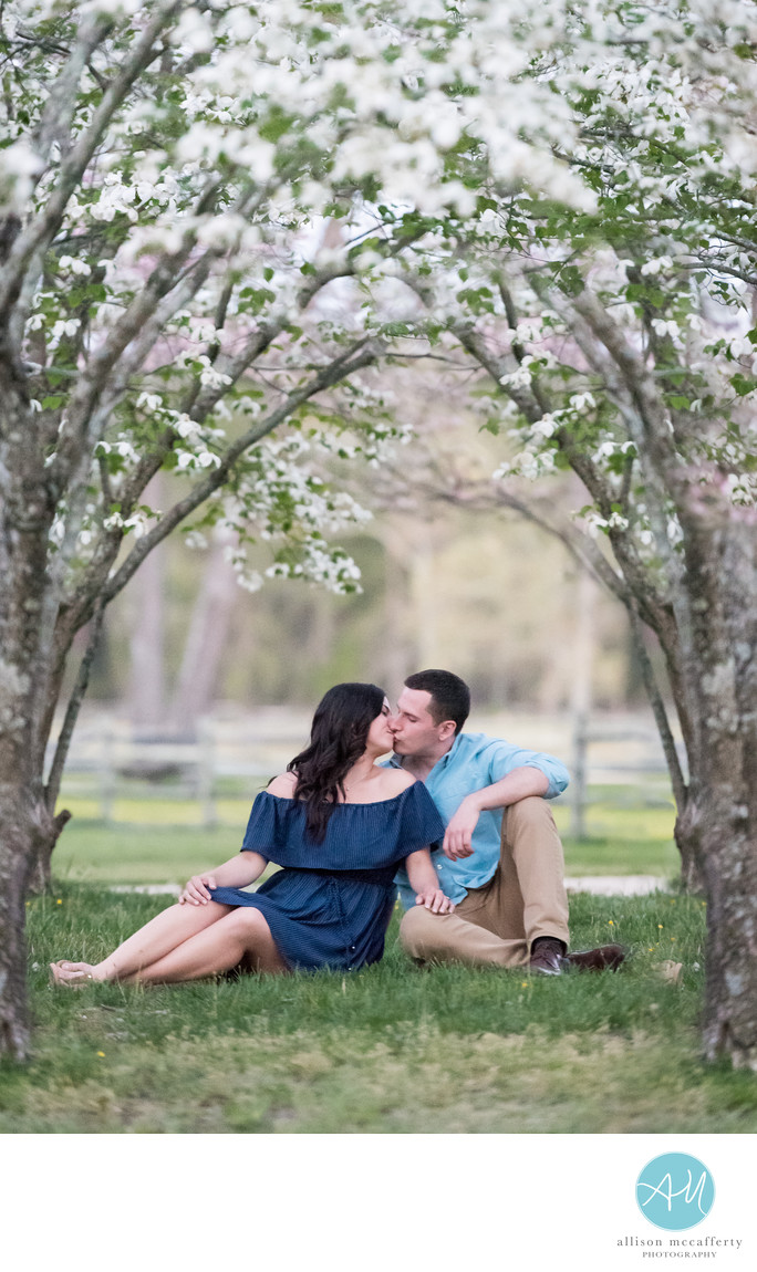 South Jersey Engagement Picture Locations