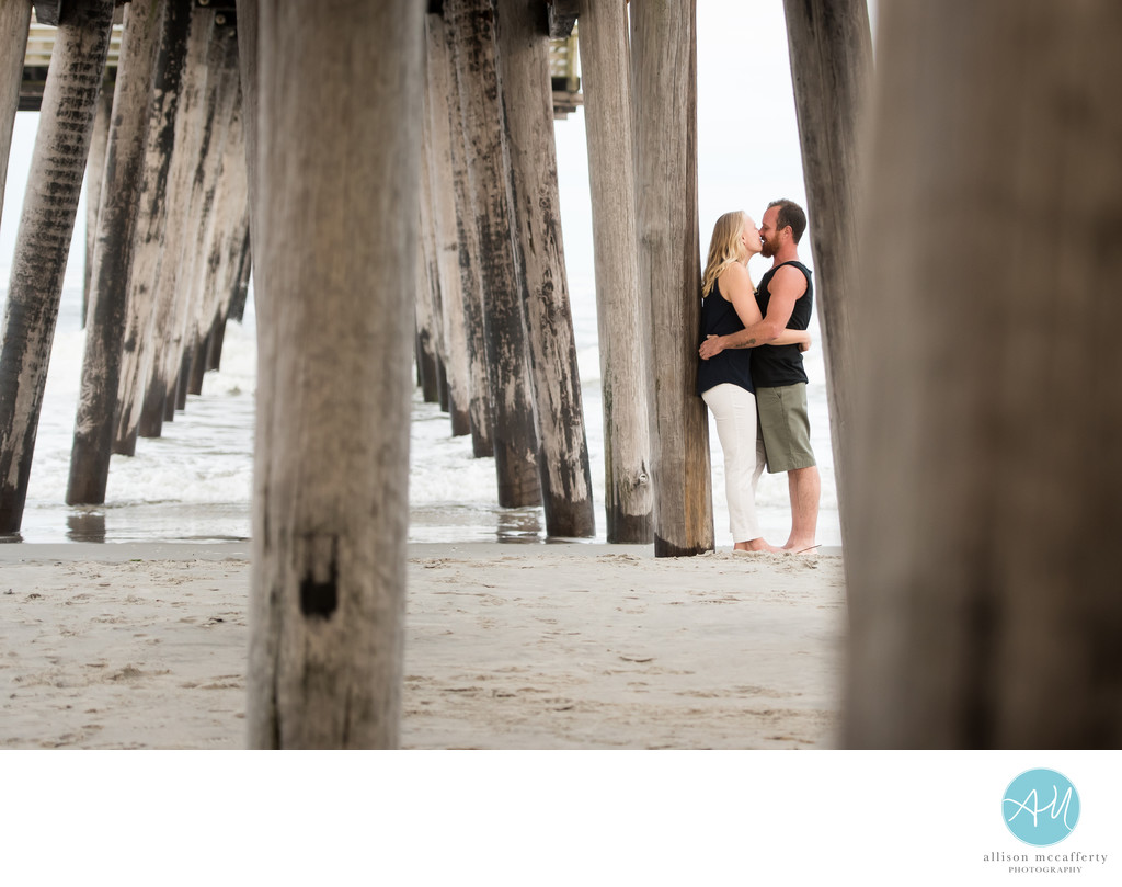 Engagement Photographers in Ocean City NJ