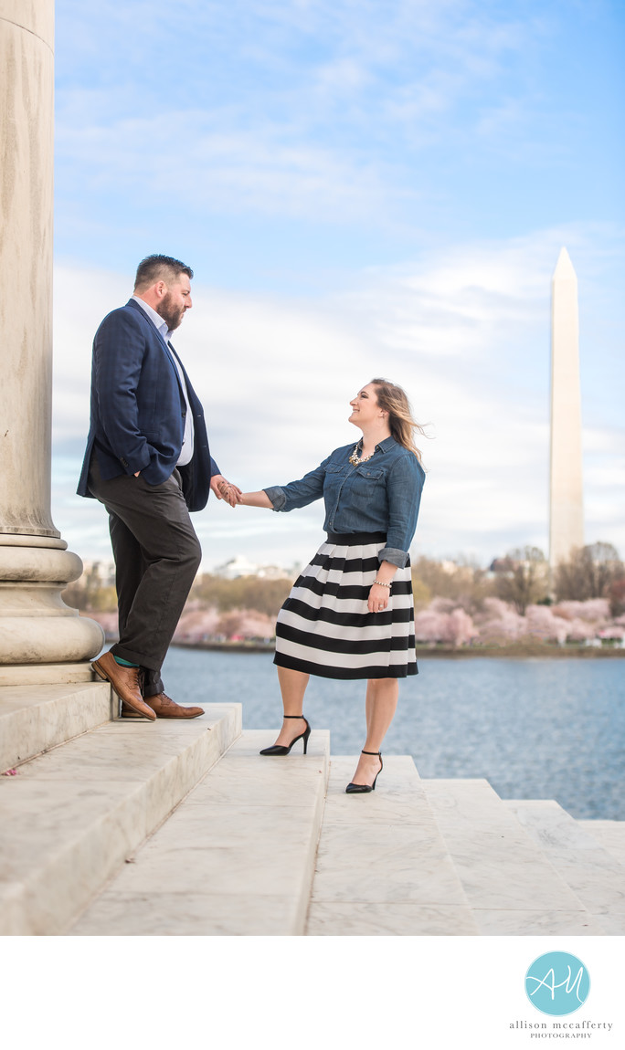 Engagement Photographer Washington DC