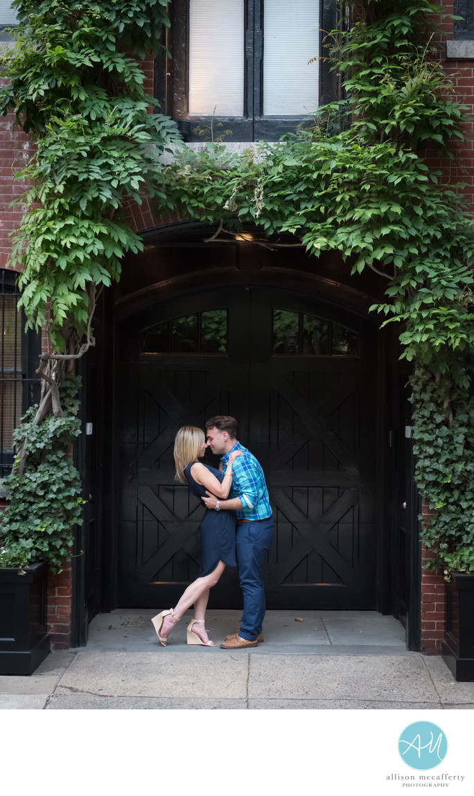 Best Engagement Photographer in Rittenhouse Square