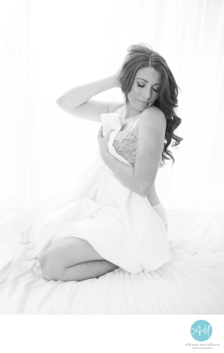 Bridal Boudoir Photographer South Jersey