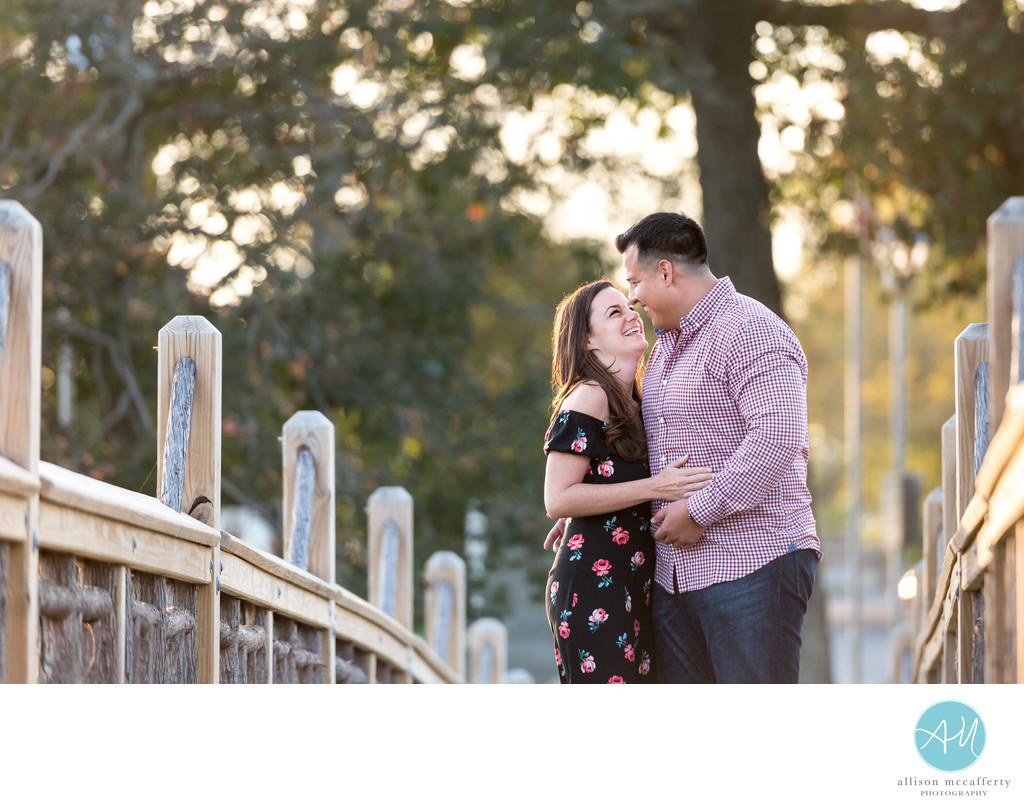Spring Lake NJ Engagement Photographer