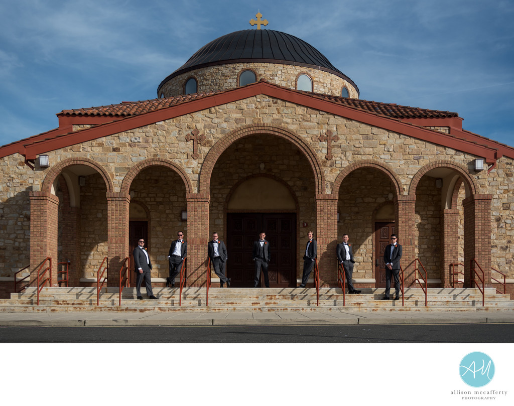 St. George Greek Orthodox Church Wedding Photography