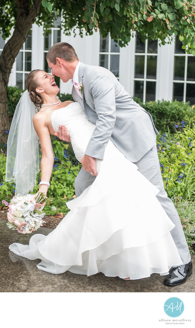 Wedding Photography at Deerfield Golf Club Newark DE